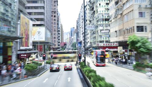 香港で働いている日本人と衣食住の環境について