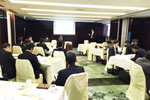 香港 銀友会主催 飲食セミナー