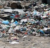 ゴミ徴収料制度の提案書を提出