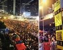 雨傘革命から1周年、デモ集会に注意!