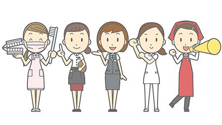 女性が活躍する香港