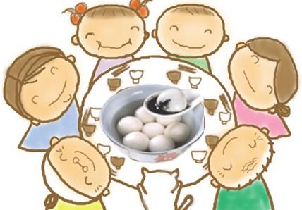 今日は冬至!香港人にとって大切な日