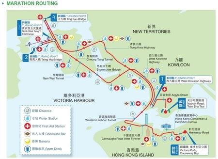 スタンダードチャータード香港国際マラソン