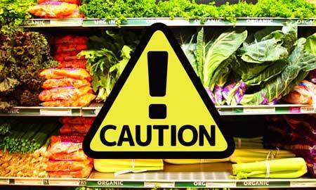香港のオーガニック野菜の37%が危険と発表