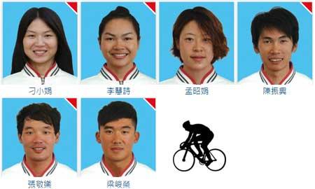オリンピック 自転車競技