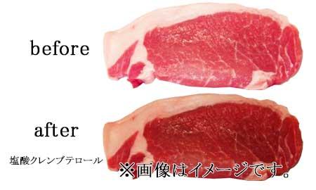 注意!中国産の有害豚肉が香港に流通