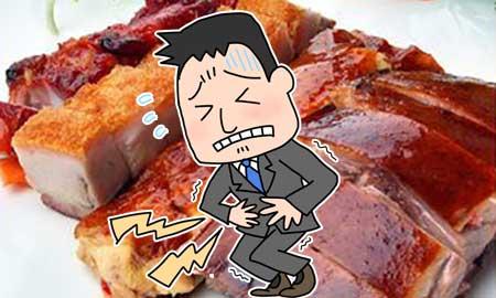 香港 食中毒
