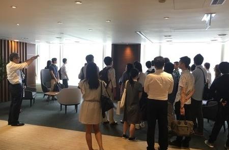 日本ウェルス銀行が香港大と東大の合同プログラムに参加