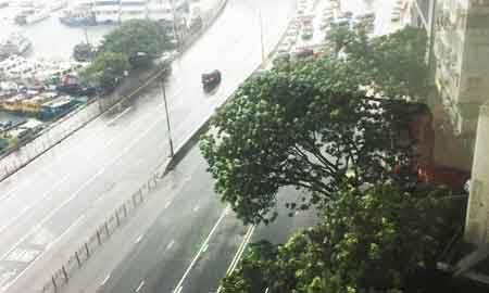 台風 10月
