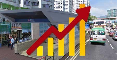 黄埔(ウォンポー)賃料急上昇 赤字店続出