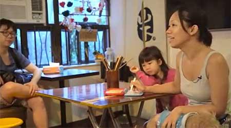 香港人ダメ夫を支える日本人妻が大きな話題