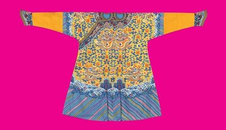 故宮コレクションから清王朝皇帝の婚礼展が開催