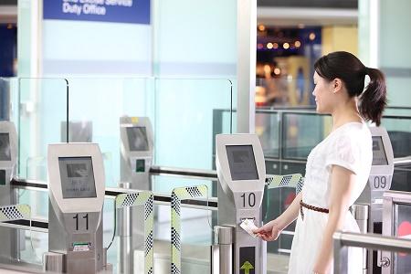 香港居住者 マカオ自動入境ゲートが使用可能に