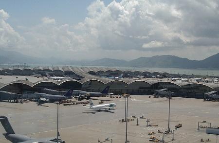 安全面に不安 香港空港の管制塔が連続エラー