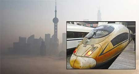 香港の大気環境が改善するも中国は深刻