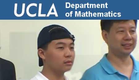 18歳の香港人がカリフォルニア大学教授に