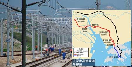 香港広州鉄道