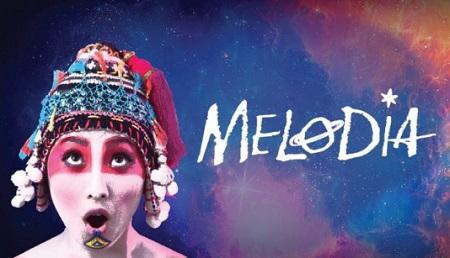 ミュージカル「Melodia」17歳日本人主演
