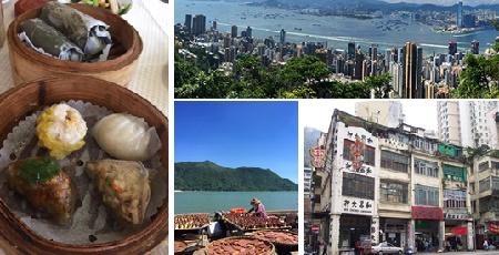 日本から香港への観光客が20%増加 日常への興味
