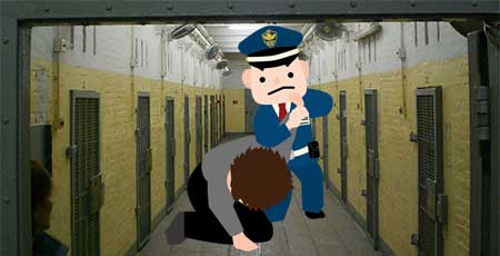 ビザなし労働で、日本人を含む14名が逮捕