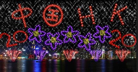 香港返還20周年 習近平訪問や花火イベント