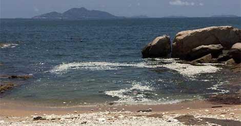 香港のビーチ10ヵ所が閉鎖
