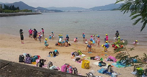 ホンハムにある日本人幼稚園が香港内で大絶賛!