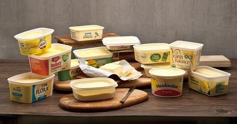 マーガリン バター