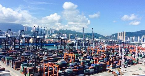 米中貿易戦争の香港への影響を懸念