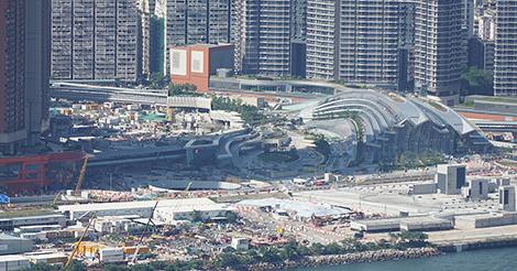 香港と中国44都市を結ぶ高速鉄道が9月23日開通