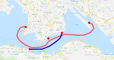 ホンハムと中環を結ぶフェリーが2019年2月に再開!?