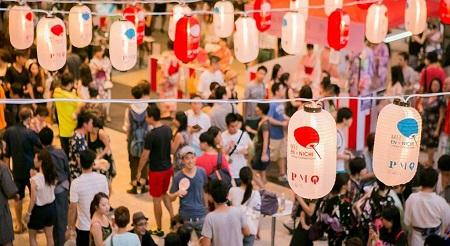 日本の秋祭り「縁日沖縄(EN×NICHI)」が明日よりPMQで開催