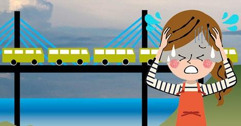 港珠澳大橋の経済的利益はわずか。東涌周辺は大混乱