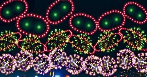 2月6日は大迫力の旧正月花火イベント!