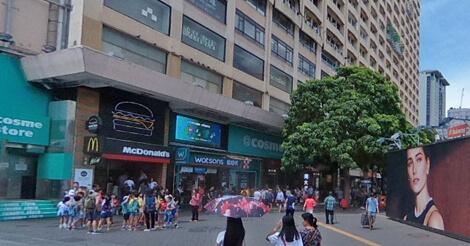 尖沙咀の店舗物件が30年前の15倍の価格で売り出される