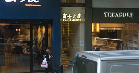 風俗ビル「富士ビル」で日本人男性が盗撮