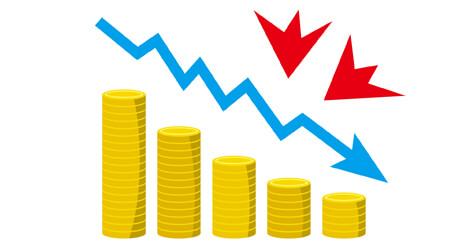 米中貿易戦争の影響で輸出入や住宅販売が低迷