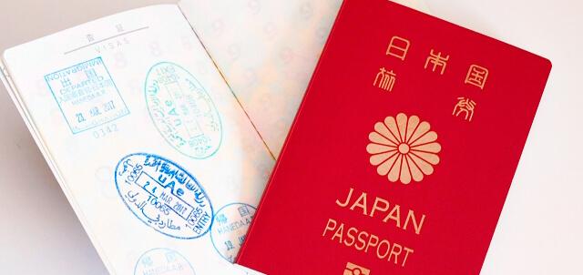 パスポート(ビザ無し)でできる業務とできない業務