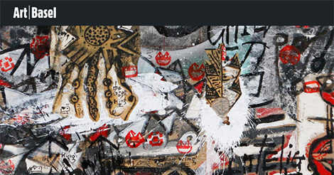 アート・バーゼルとアート・セントラルが開催
