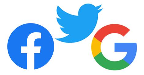 香港でFacebook、Google、Twitterがサービス停止か?