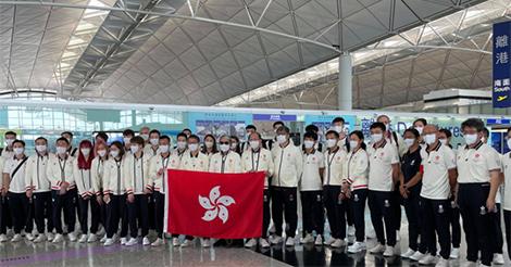 東京オリンピック、注目の香港代表選手