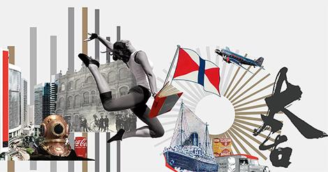 本日から香港海事博物館で「Believe in Hong Kong」が開催