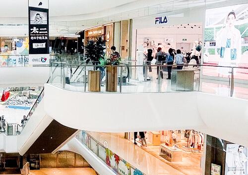 ショッピングモール(商業施設)への出店